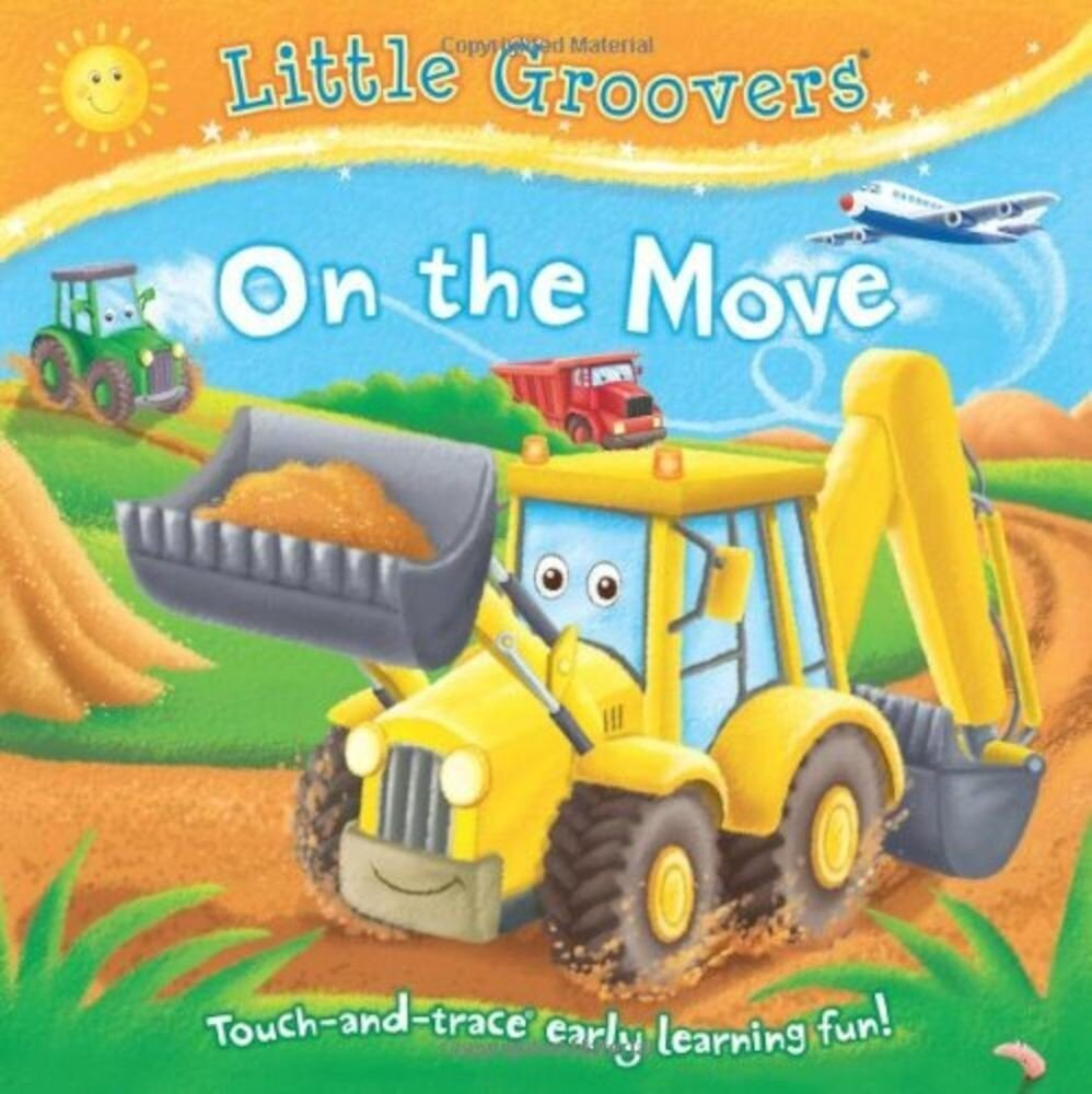 Coperta Carte Lt Groovers 2: On The Move