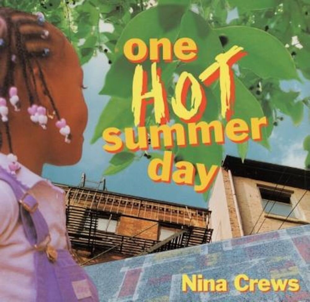 One Hot Summer Day, Hardcover