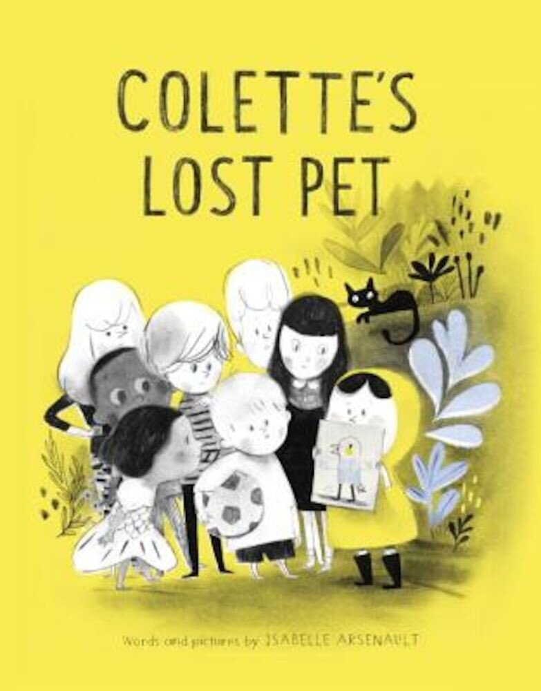 Colette's Lost Pet, Hardcover
