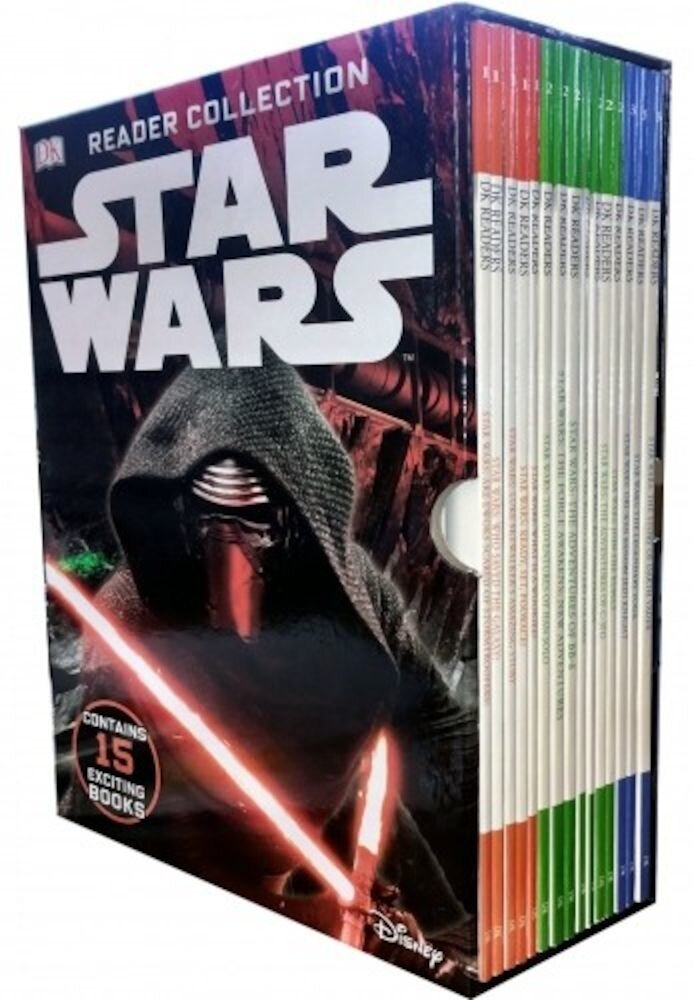 Star Wars Readers Collection. 15 Books Box Set