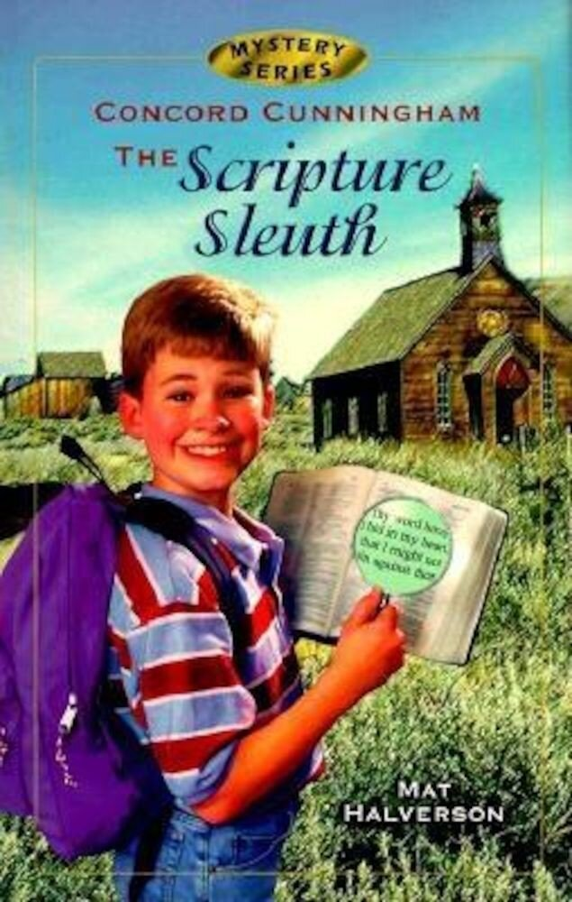 Concord Cunningham the Scripture Sleuth, Paperback