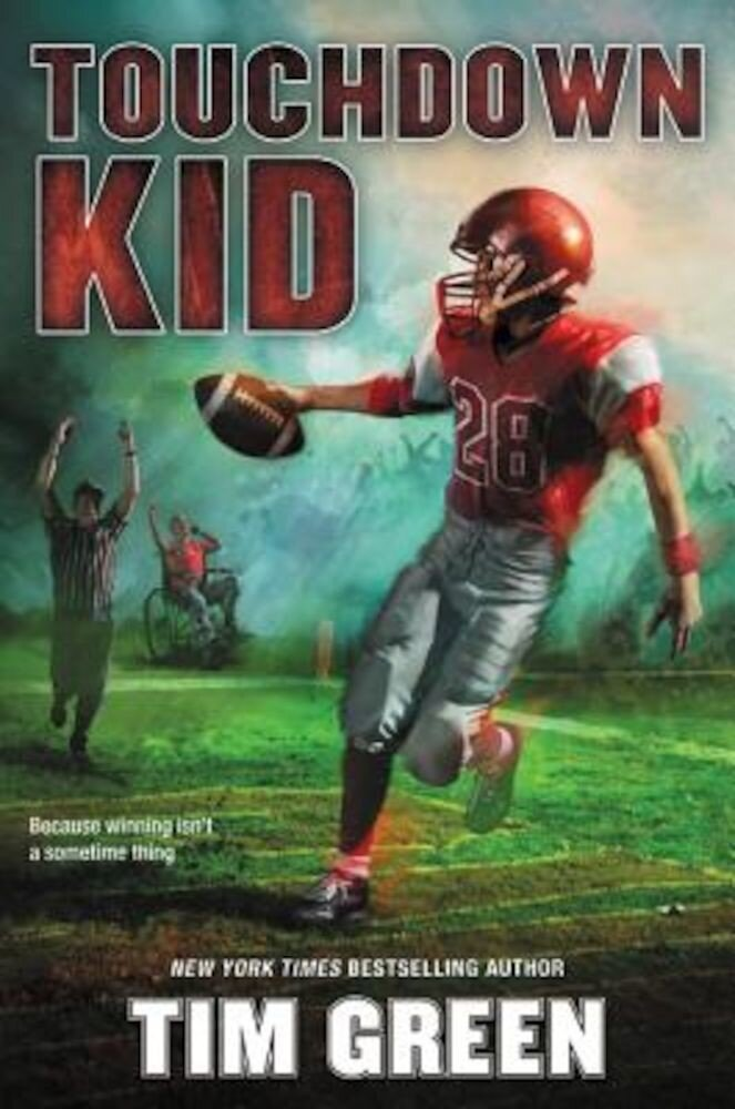 Touchdown Kid, Hardcover