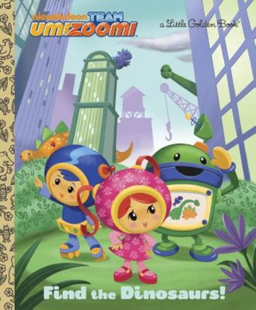 Find the Dinosaurs!, Hardcover