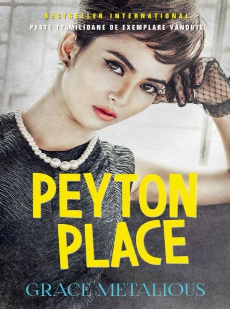Coperta Carte Peyton Place