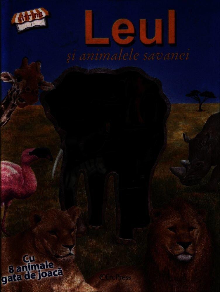 Leul si animalele Savanei