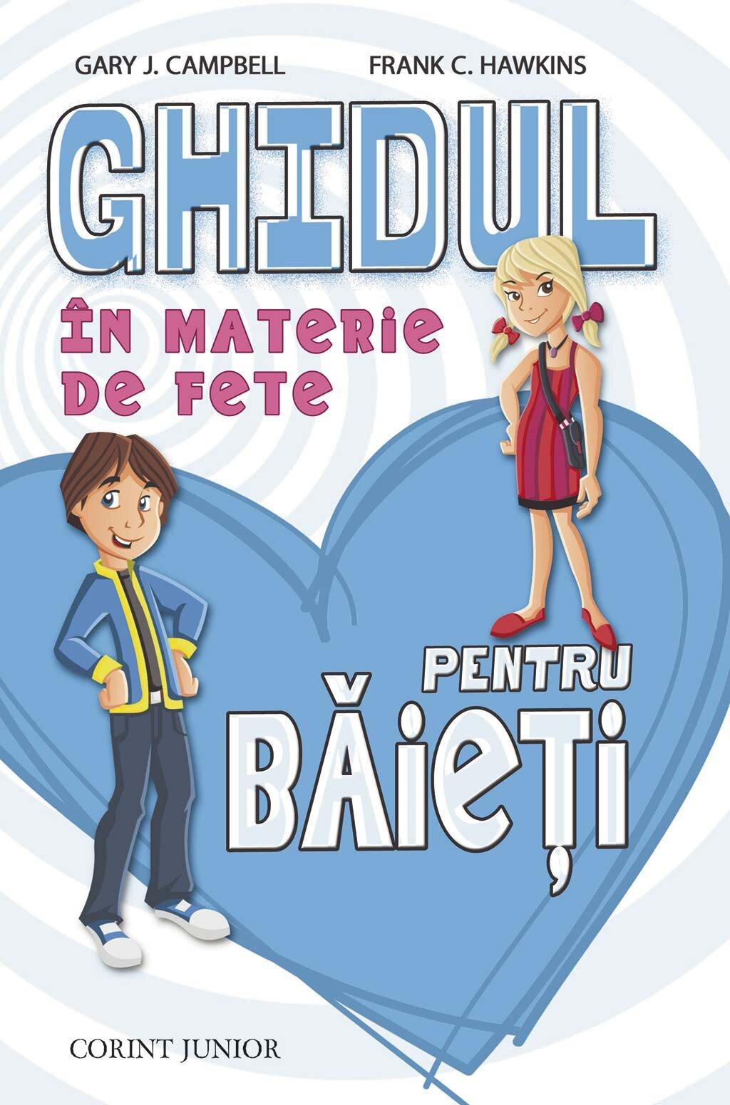 Ghidul in materie de fete pentru baieti (eBook)
