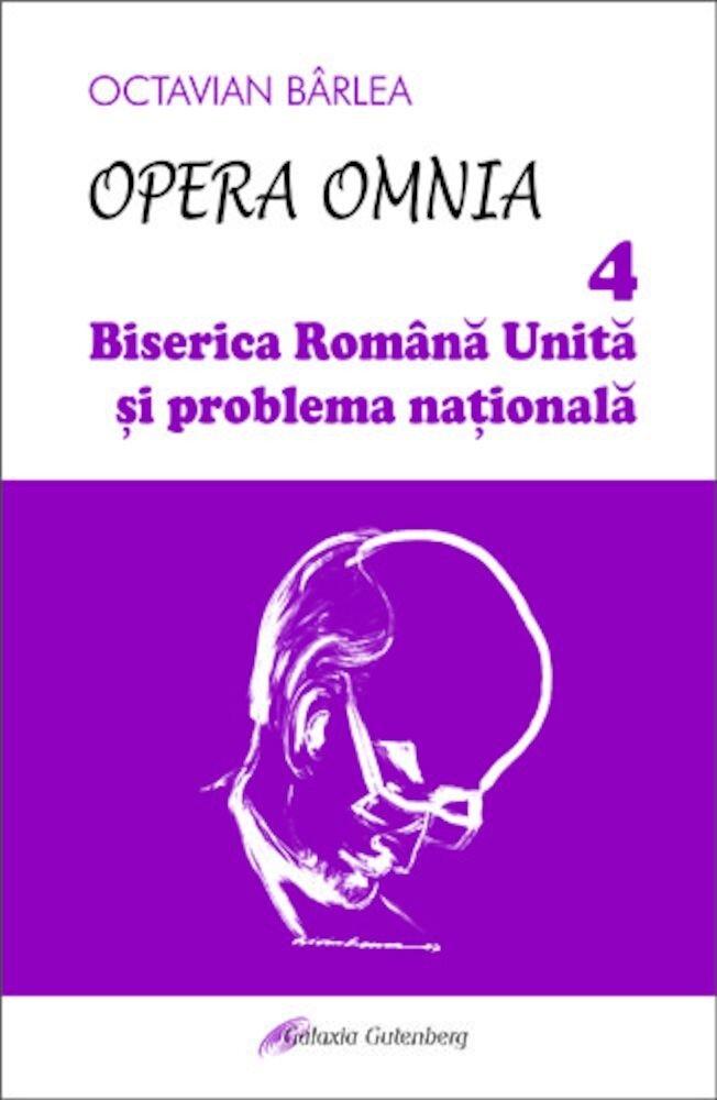 Biserica Romana Unita si problema nationala