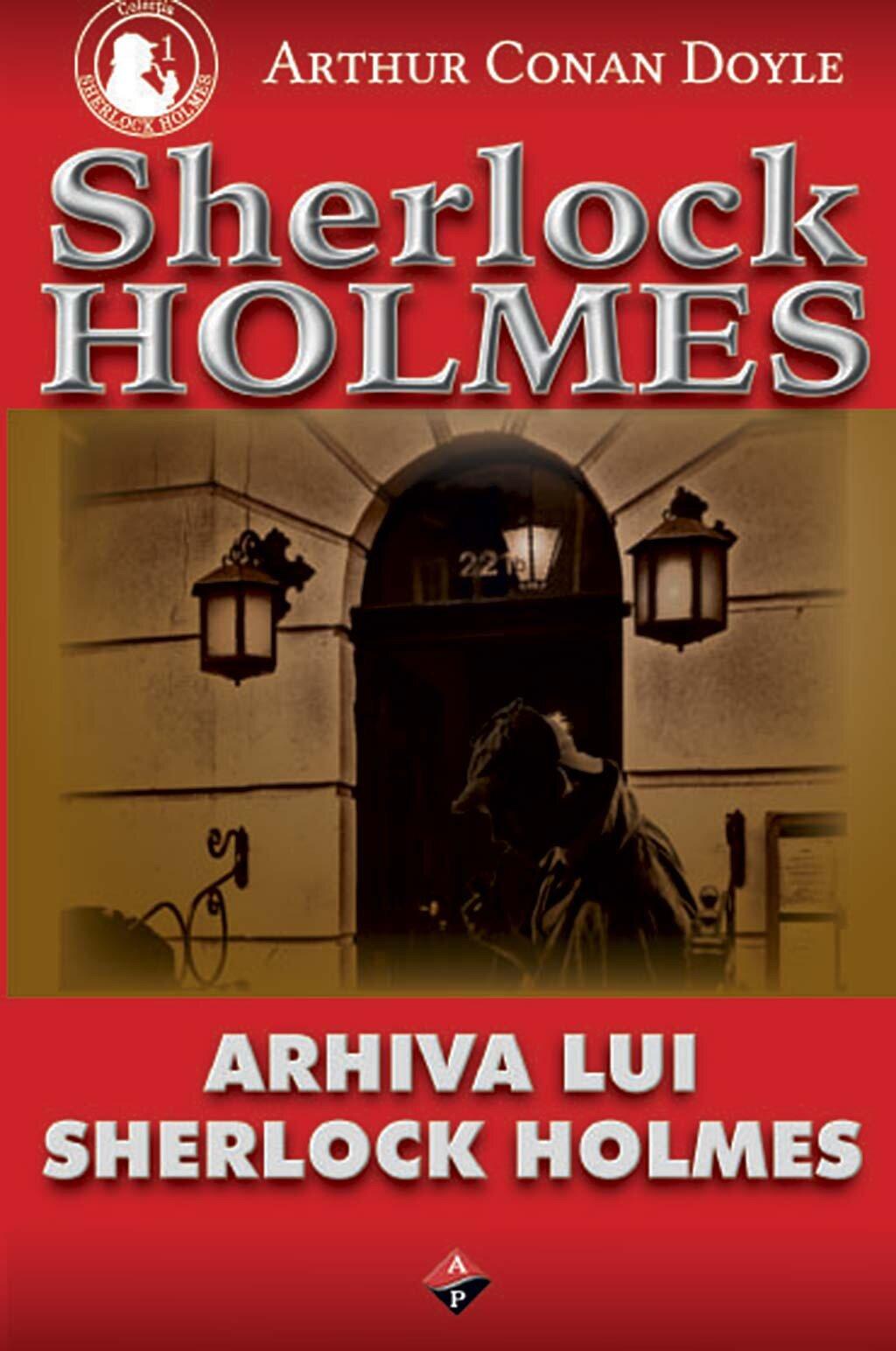Arhiva lui Sherlock Holmes (eBook)
