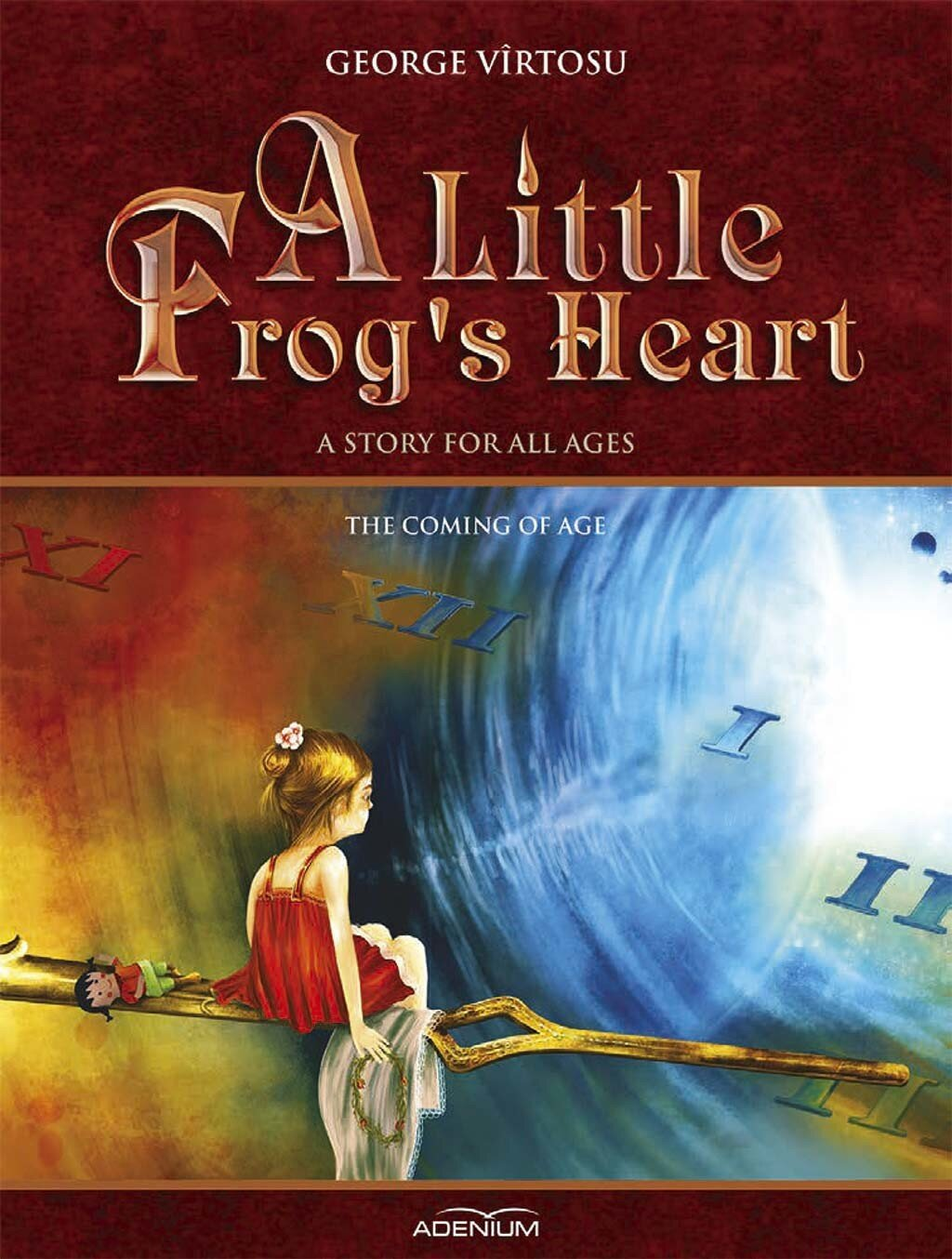 A Little Frog's Heart. Volume 4. The Coming of Age (eBook)