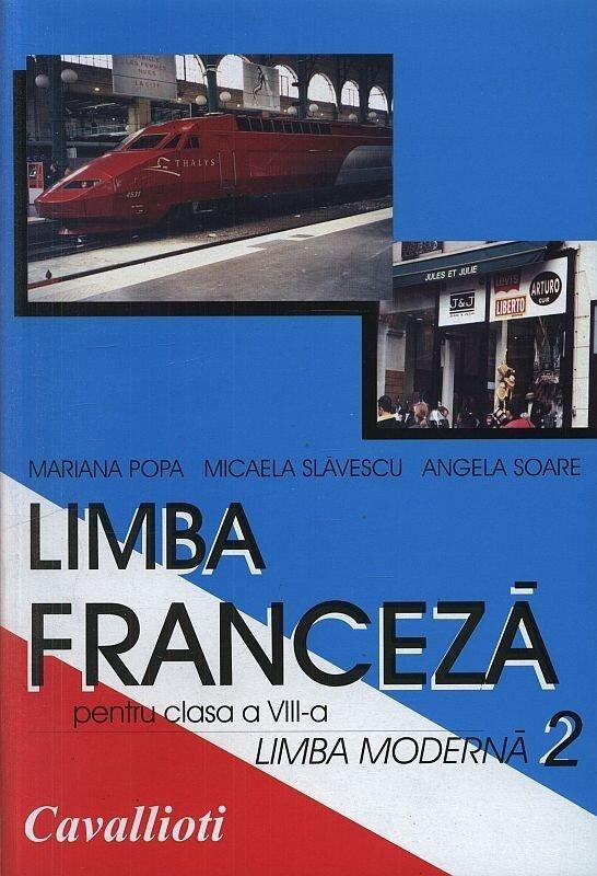 Limba franceza pentru clasa a VIII-a - L2
