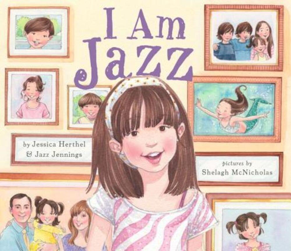 I Am Jazz, Hardcover