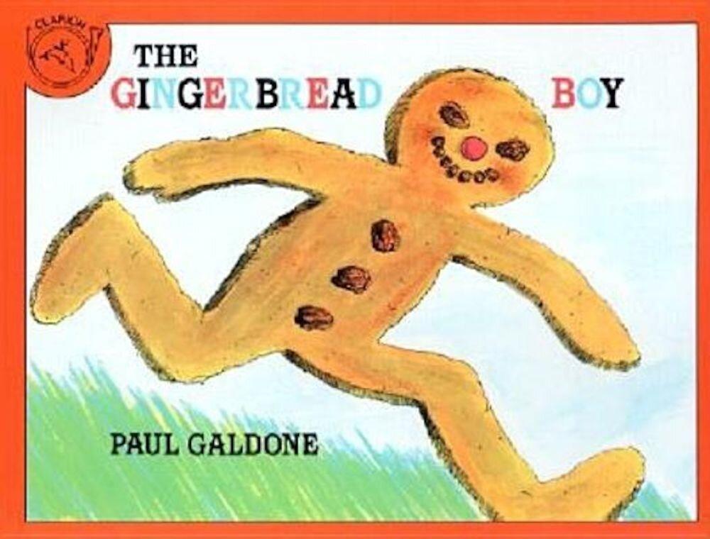 Gingerbread Boy, Paperback