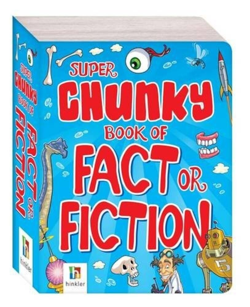 Super Chunky Book of Fact or Fiction (Pocket Pals Series)