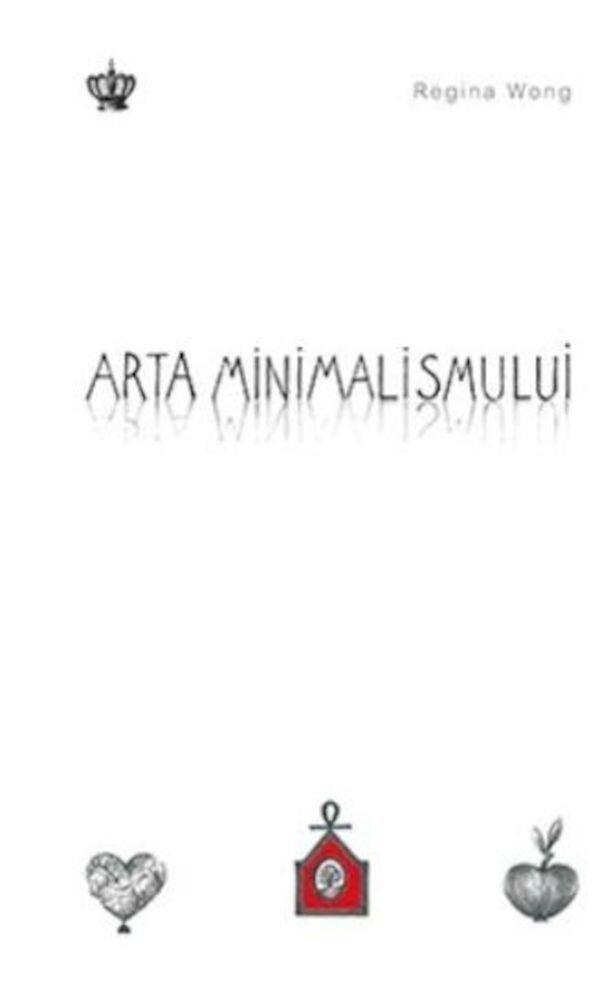 Coperta Carte Arta minimalismului