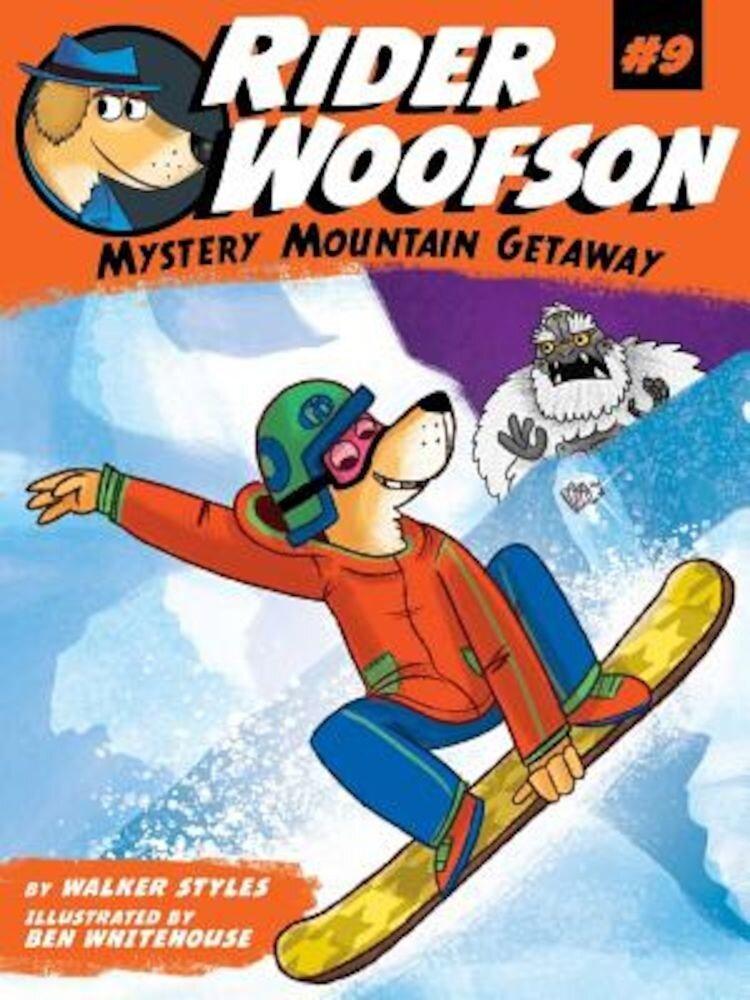 Mystery Mountain Getaway, Paperback