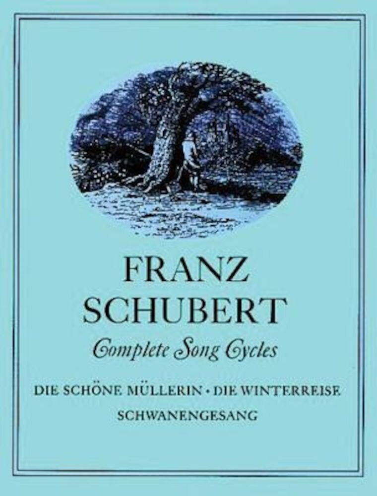 Complete Song Cycles, Paperback