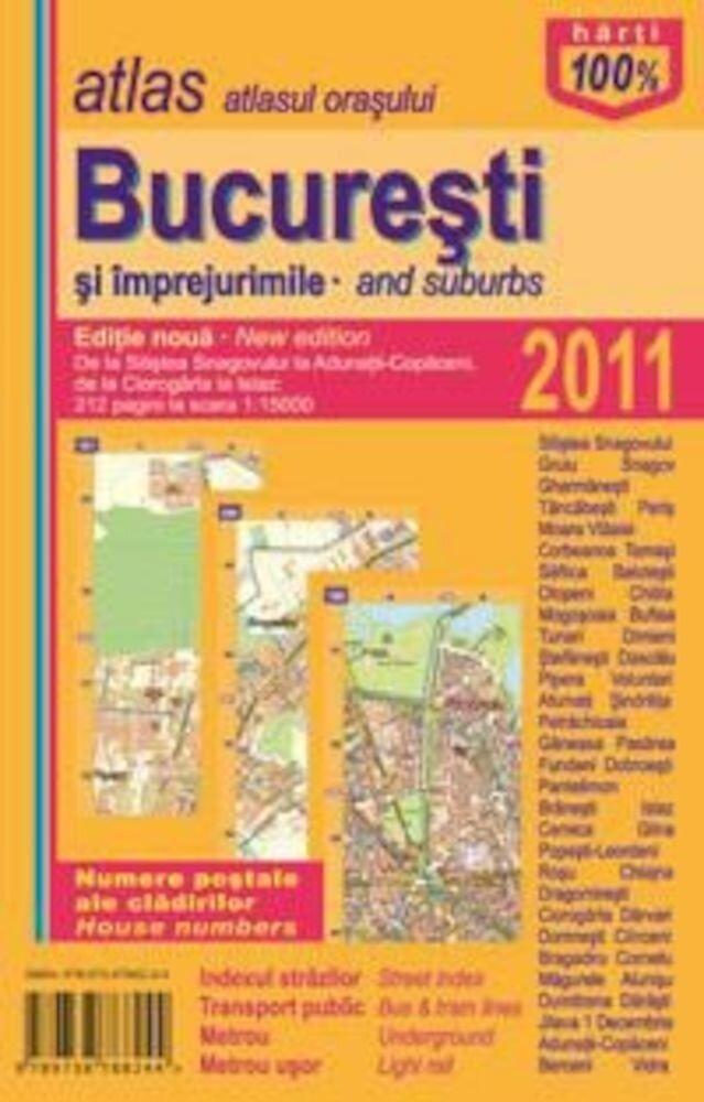 Atlas Bucuresti - editia a 3-a