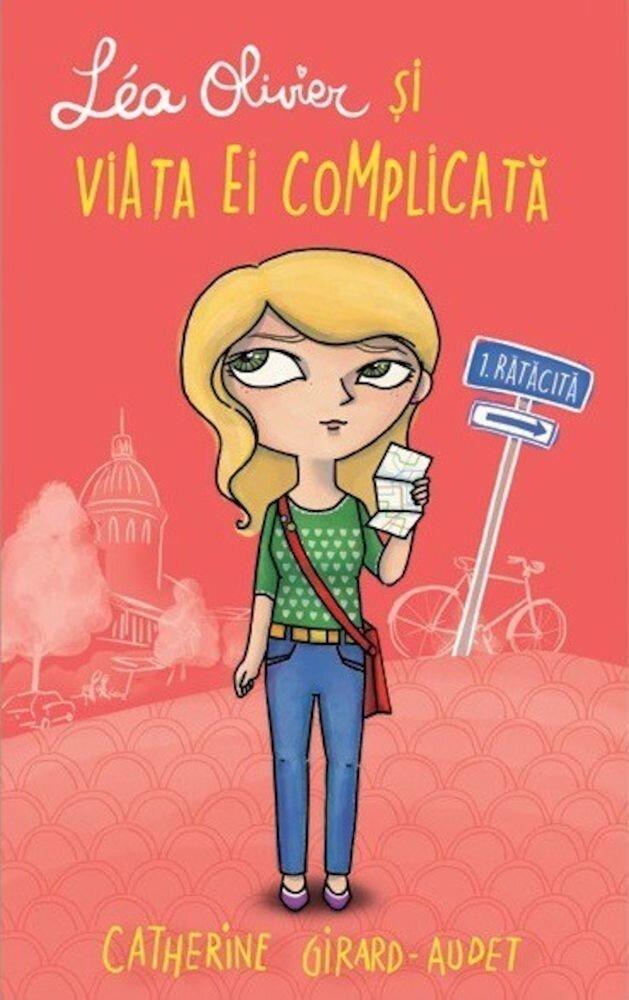 Ratacita, Lea Oliver si viata ei complicata, Vol. 1