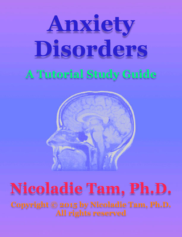 Anxiety Disorders: A Tutorial Study Guide (eBook)