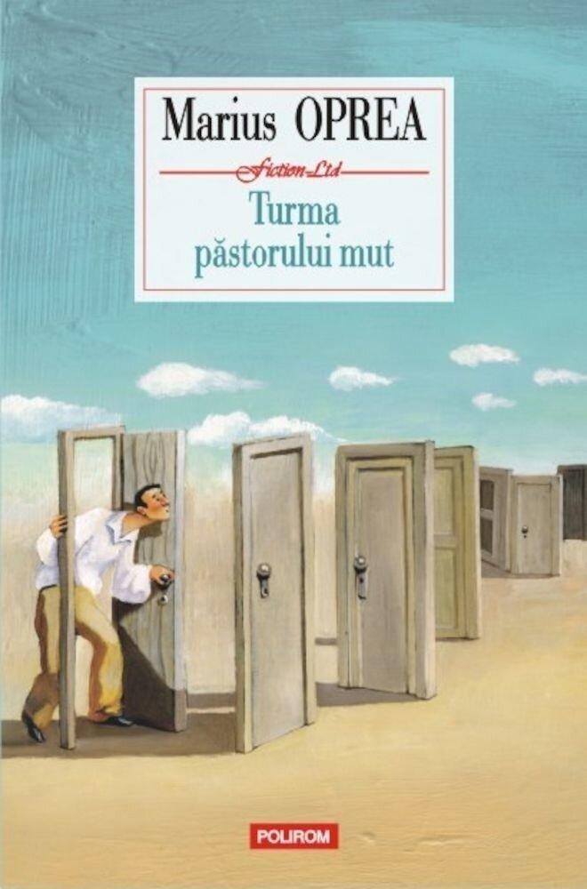 Coperta Carte Turma pastorului mut