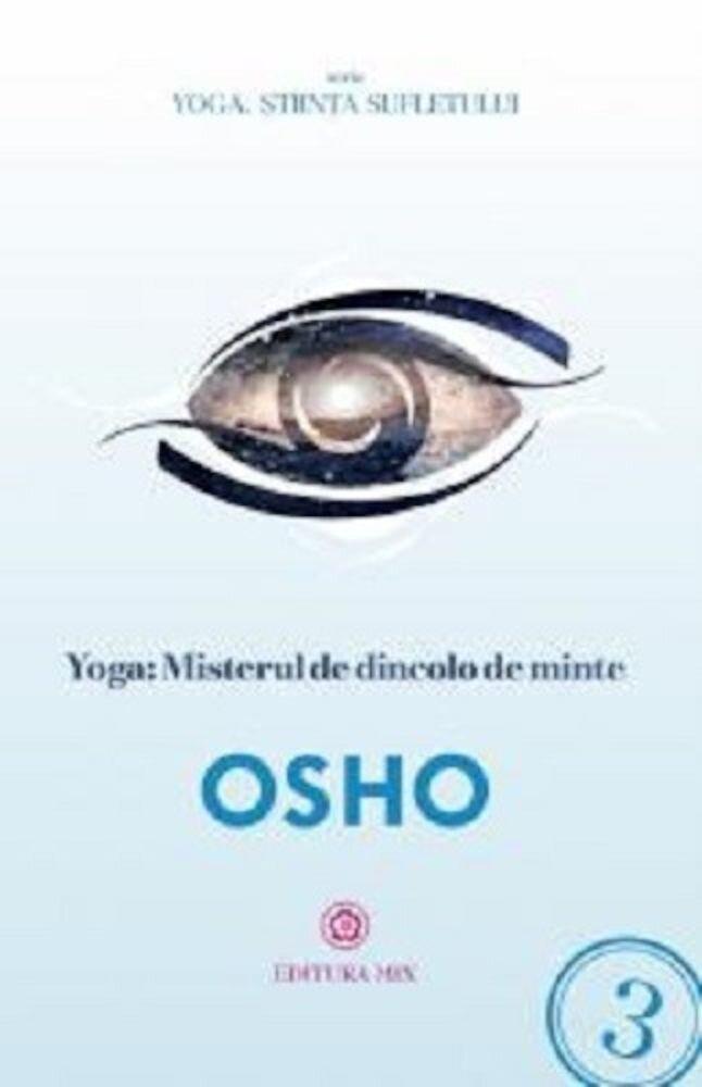 Coperta Carte Yoga: Misterul de dincolo de minte