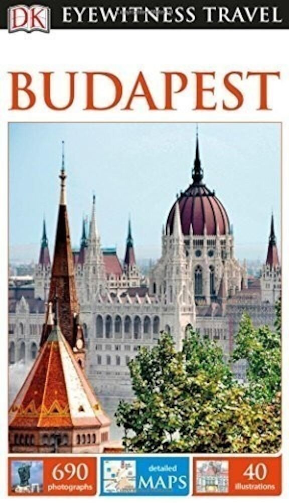 DK Eyewitness Travel Guide Budapest