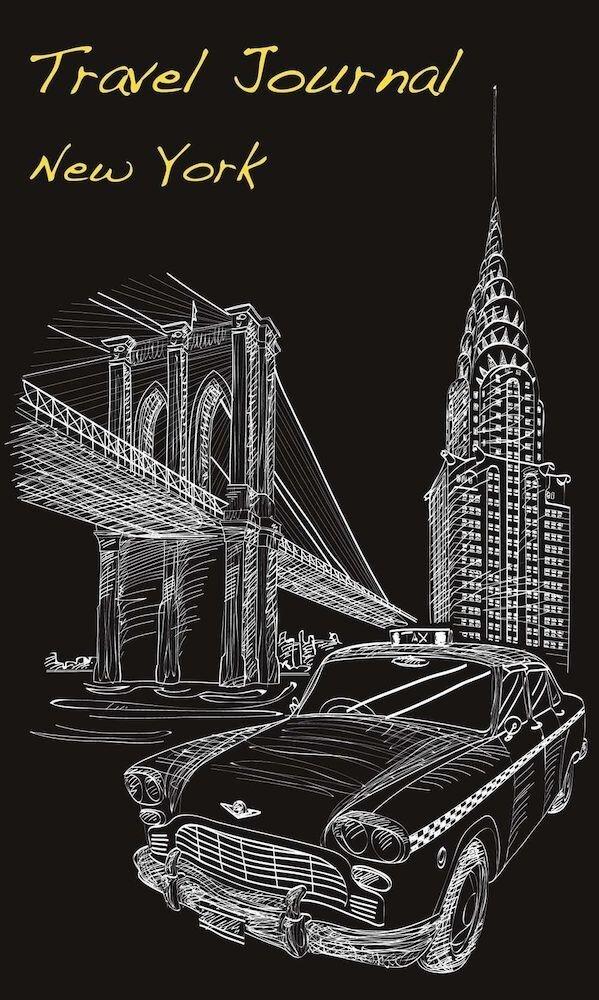 Coperta Carte Travel Journal: New York