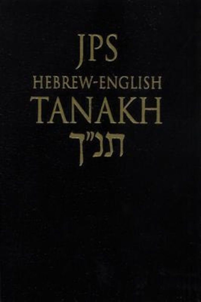 JPS Hebrew-English Tanakh-TK-Pocket, Paperback