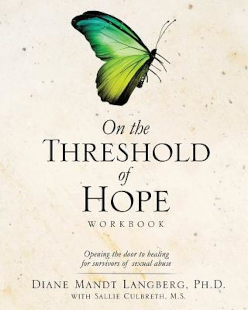 On the Threshold of Hope Workbook, Paperback