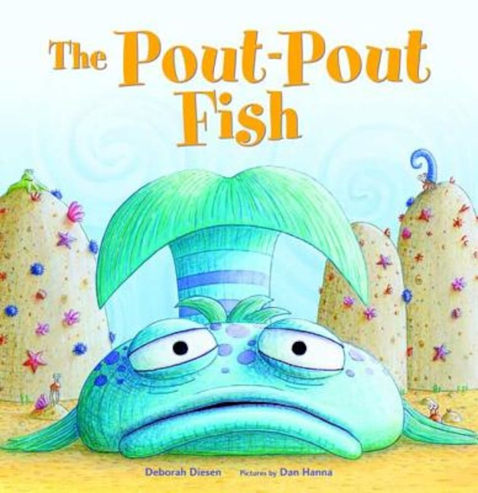 The Pout-Pout Fish, Hardcover