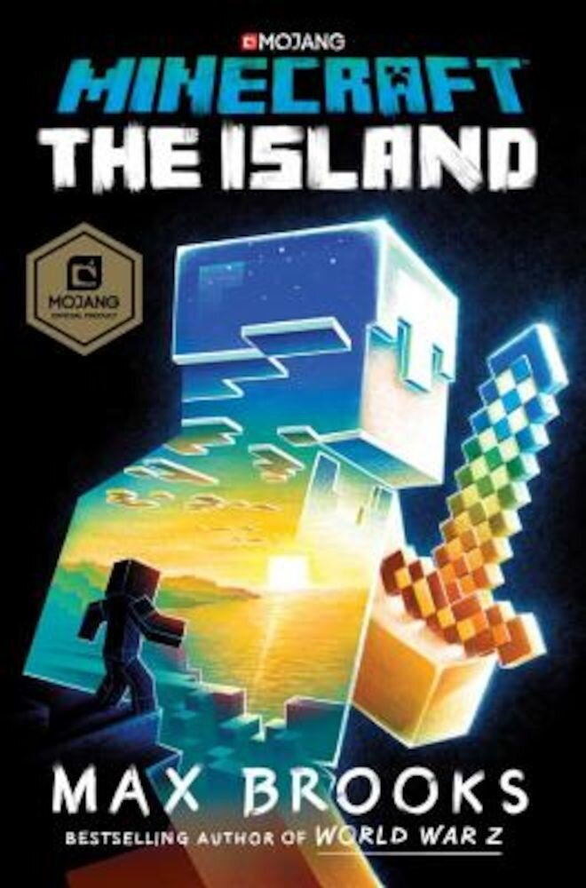 Minecraft: The Island, Hardcover