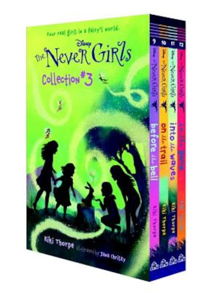 The Never Girls Collection #3, Paperback