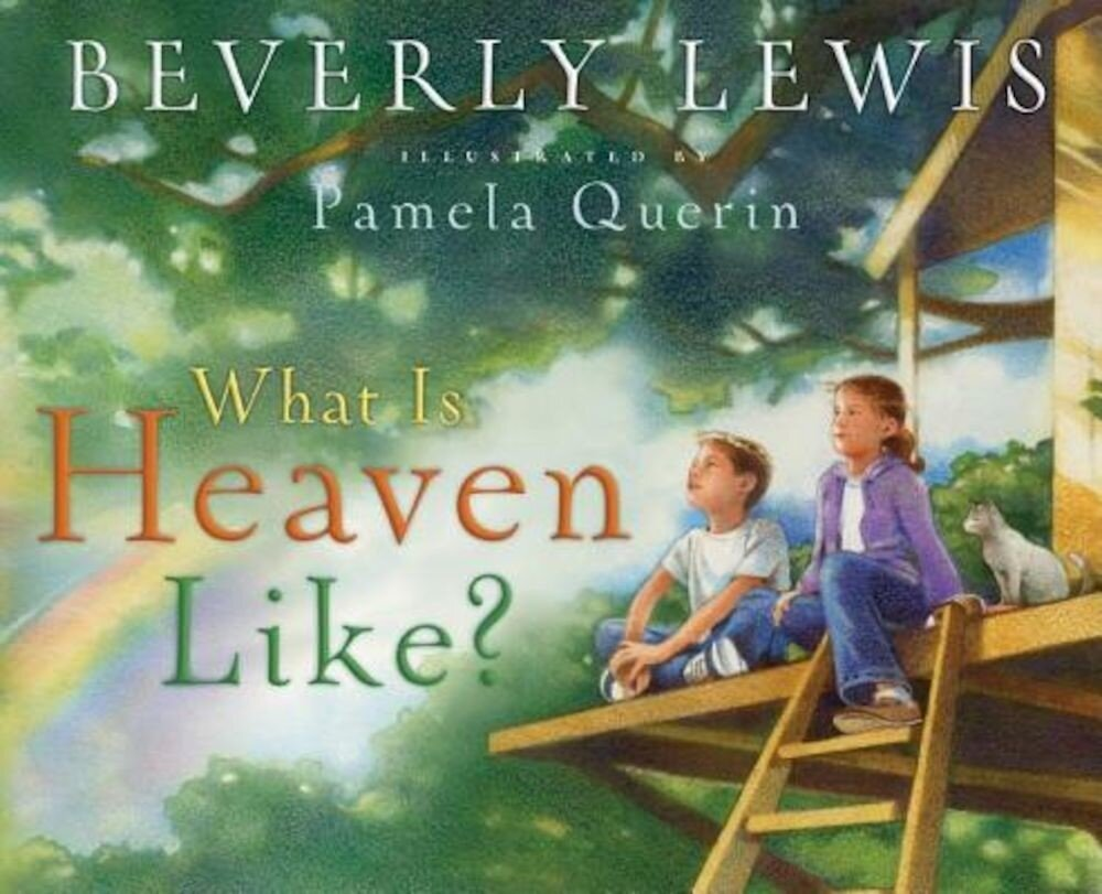 What Is Heaven Like?, Hardcover