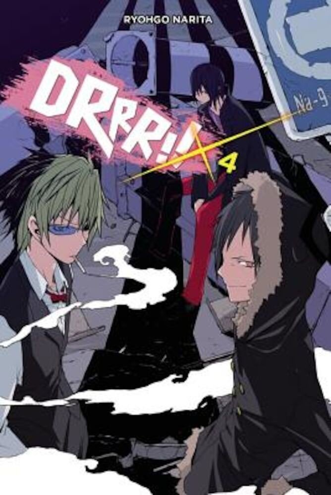 Durarara!!, Vol. 4 (Light Novel), Paperback