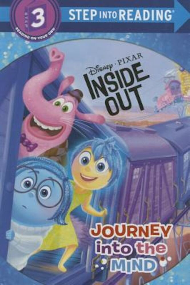 Journey Into the Mind (Disney/Pixar Inside Out), Paperback
