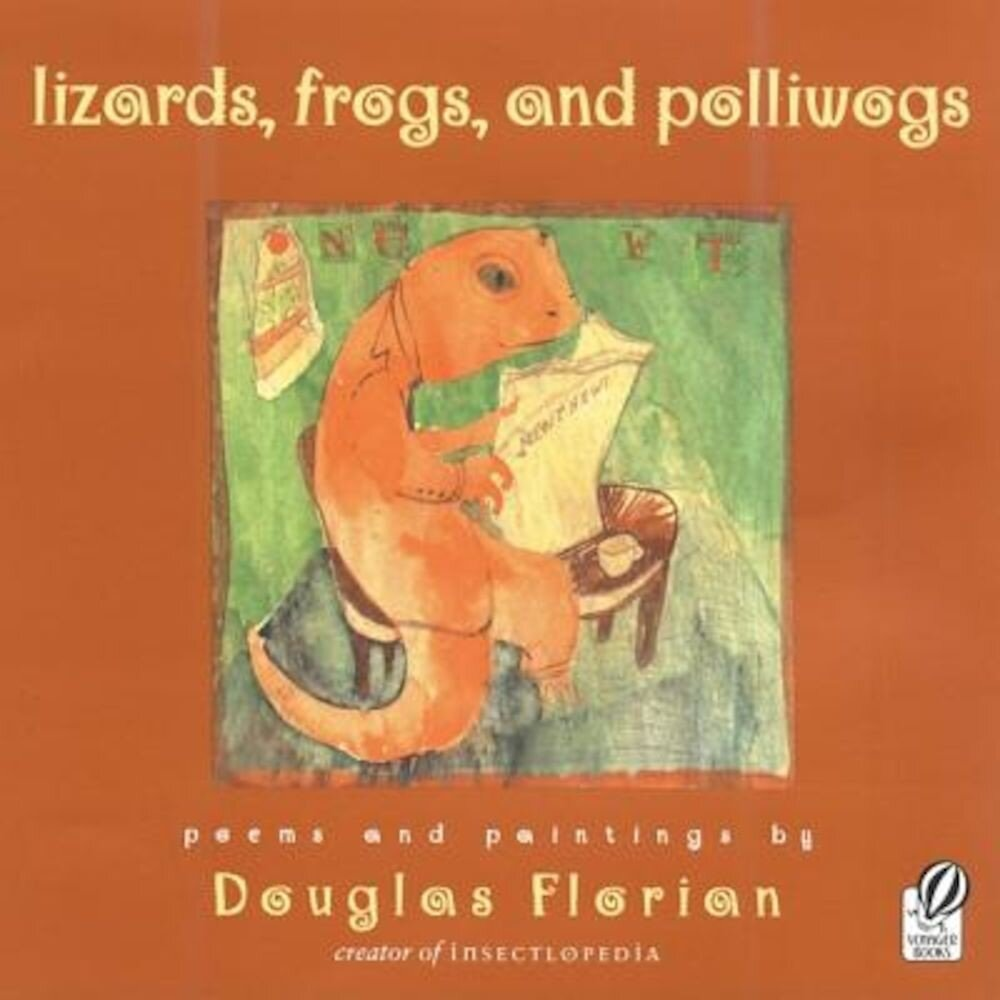 Lizards, Frogs, and Polliwogs, Paperback