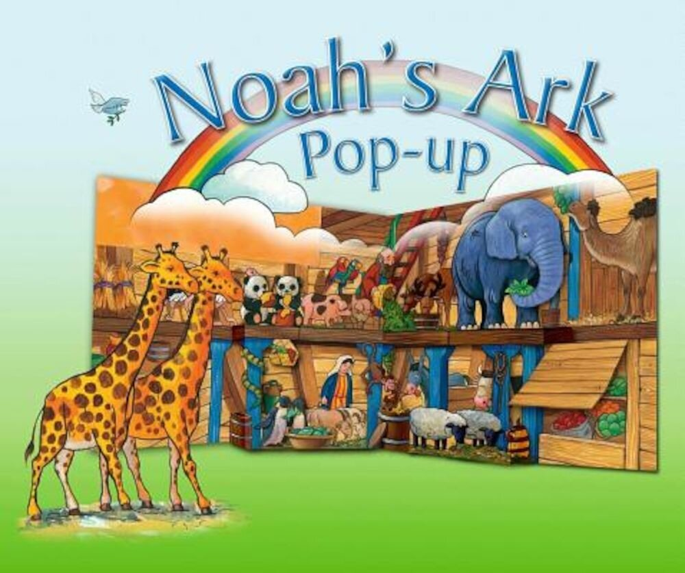 Noah's Ark Pop-Up, Hardcover