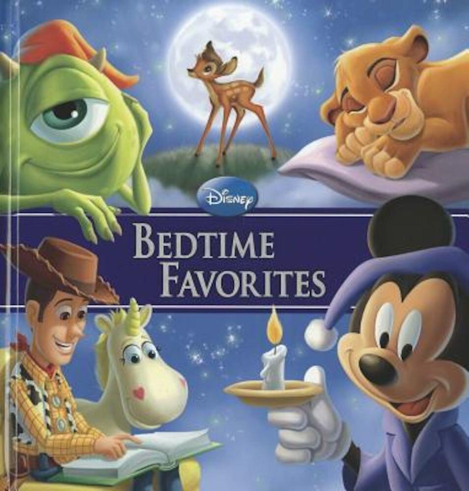 Disney Bedtime Favorites, Hardcover