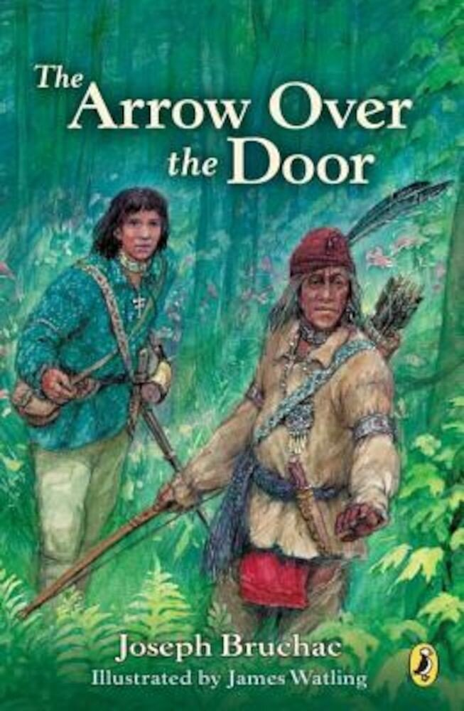 Arrow Over the Door, Paperback