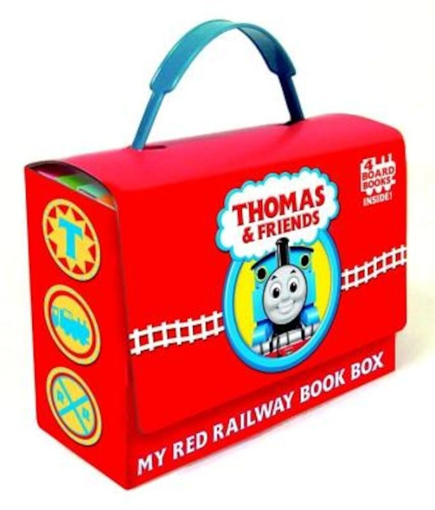 Thomas and Friends: My Red Railway Book Box (Thomas & Friends), Hardcover