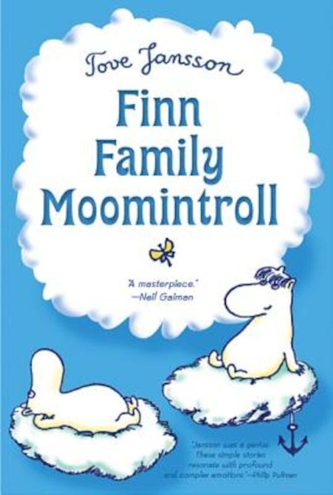 Finn Family Moomintroll, Paperback