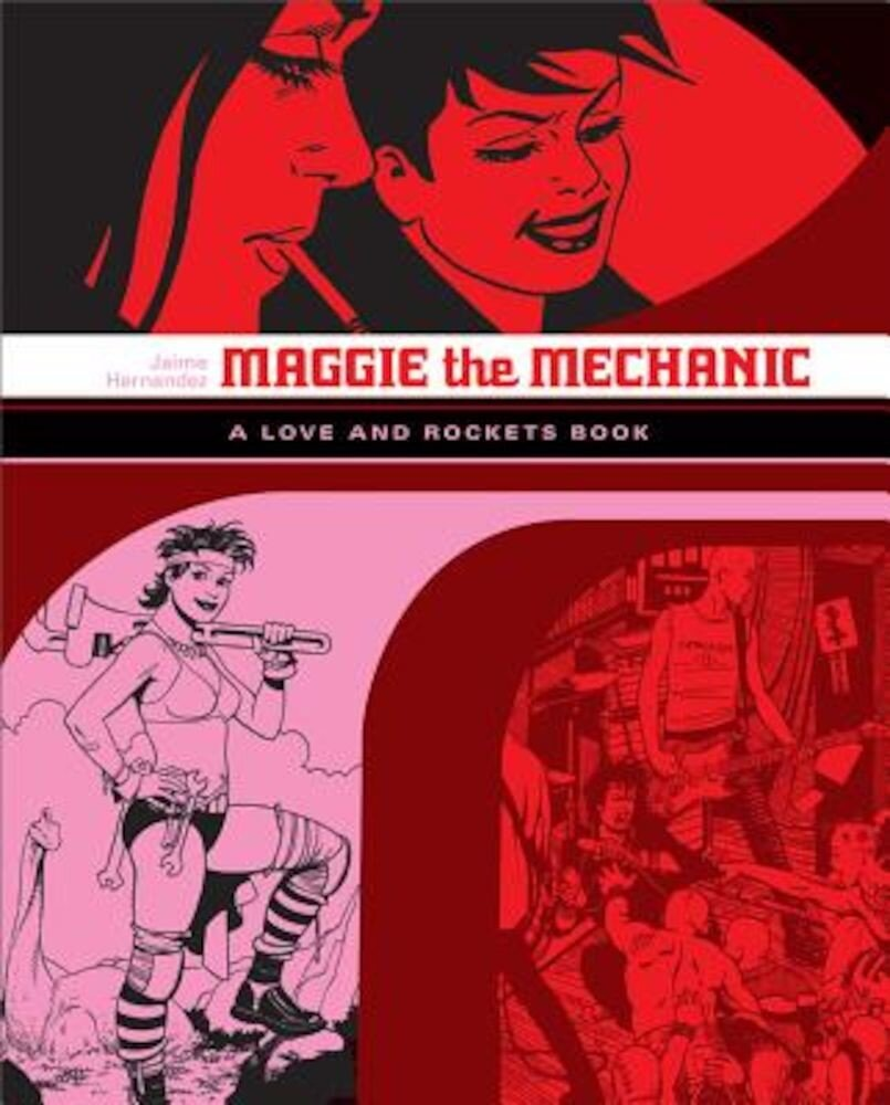 Maggie the Mechanic, Paperback