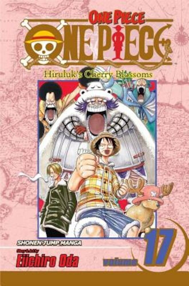 One Piece, Volume 17, Paperback