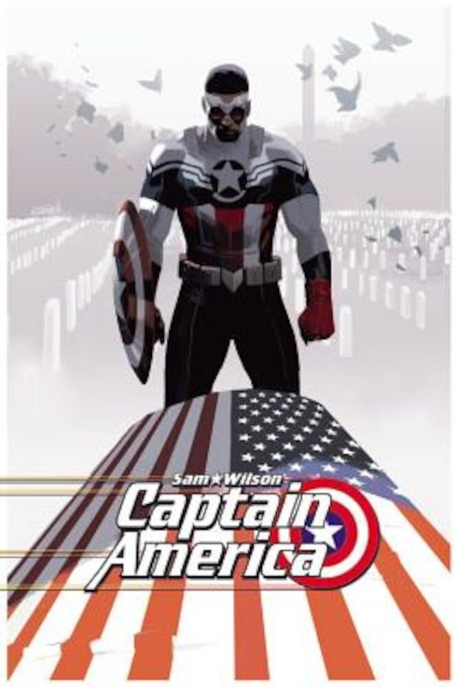 Captain America: Sam Wilson, Volume 3: Civil War II, Paperback