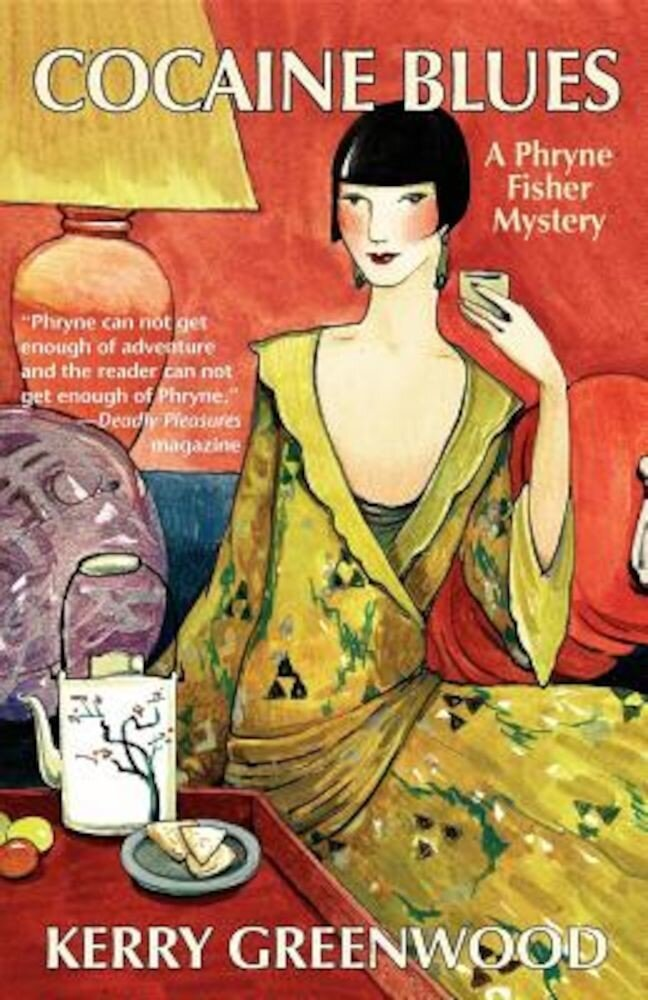 Cocaine Blues: A Phryne Fisher Mystery, Paperback