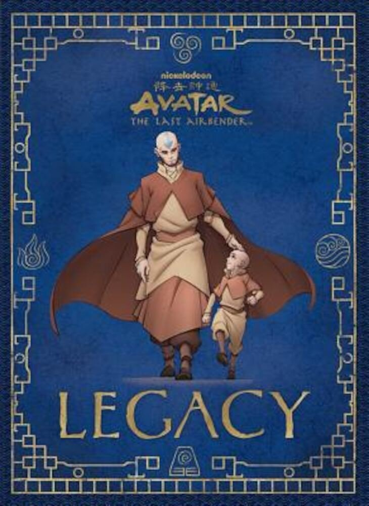 Avatar: The Last Airbender: Legacy, Hardcover