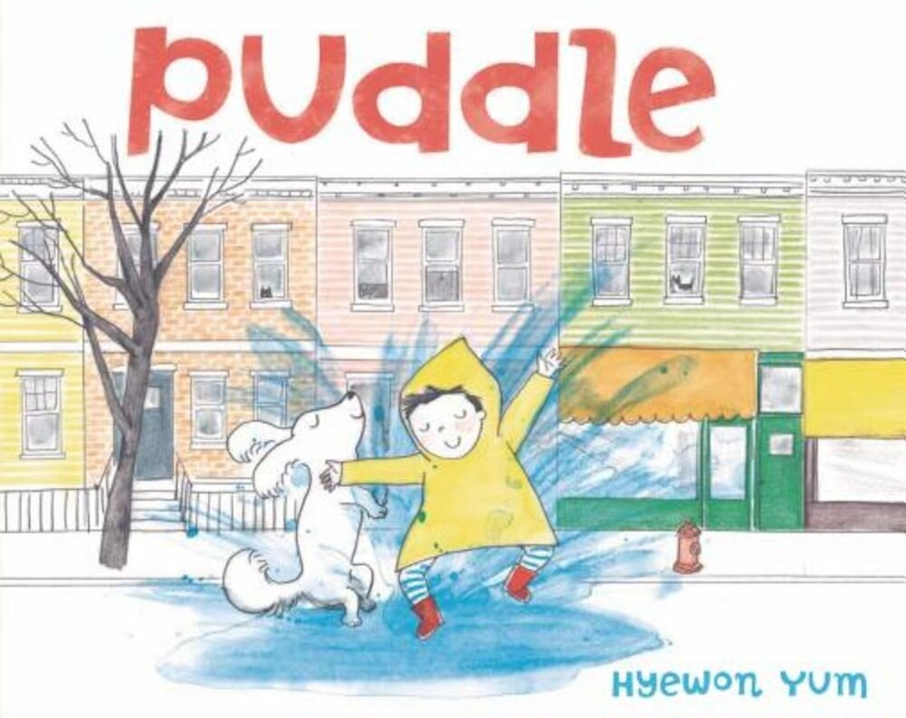 Puddle, Hardcover
