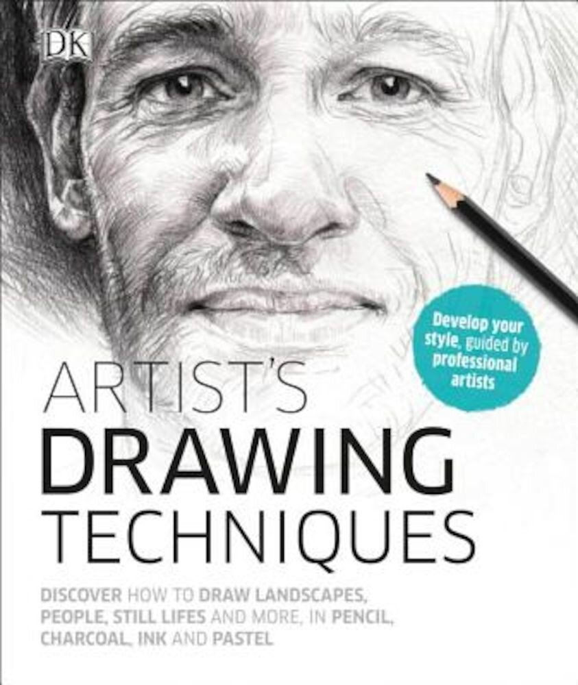 Artist's Drawing Techniques, Hardcover