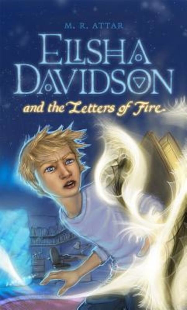 Elisha Davidson and the Letters of Fire, Paperback