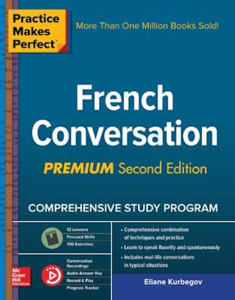 Practice Makes Perfect: French Conversation, Premium, Paperback